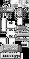 Pokemon 1G Tileset