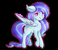 Pegasus commission by Shreezie