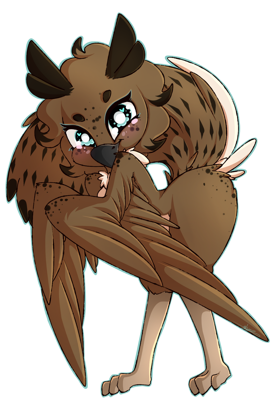 Owl Girl by Shreezie