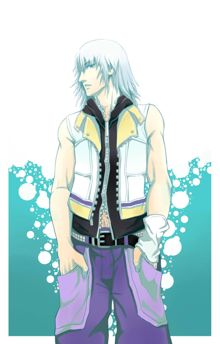 Riku by cunisme