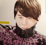Hyun Bin (Secret Garden) - Watercolor by Jekyll2Hyde