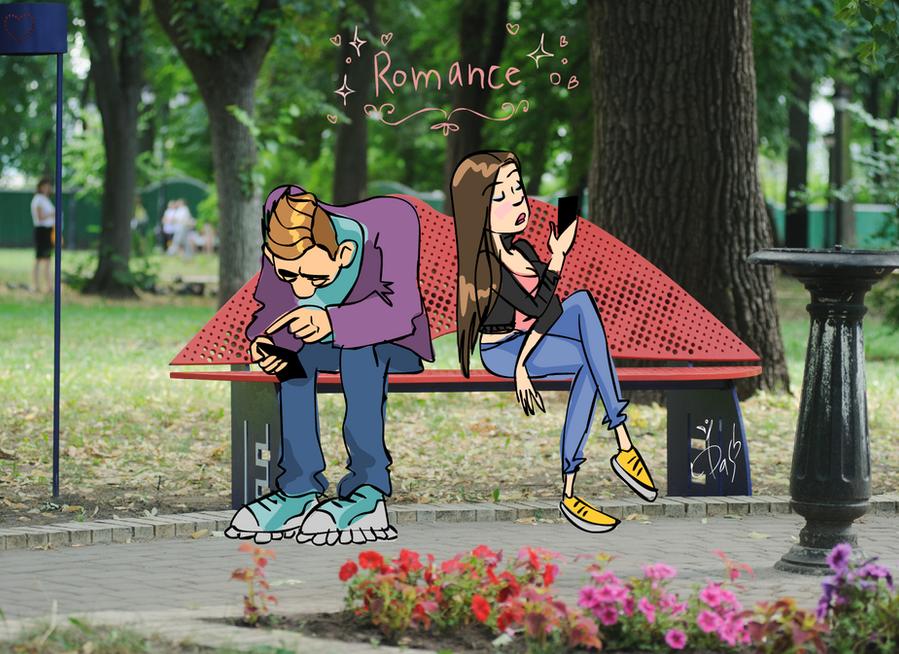 romance... modern. by SvetozarAnimated
