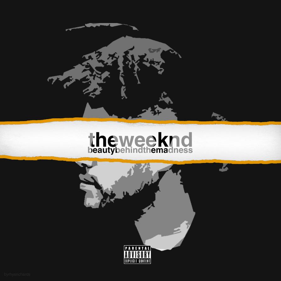 The Weeknd : Album Design by rh-yyss
