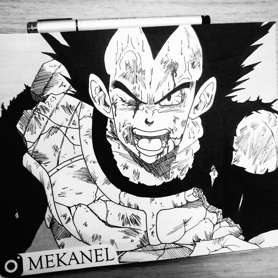 Vegeta - MEKANEL by Mekanel
