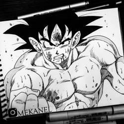 Goku - MEKANEL by Mekanel