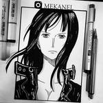 Nico Robin - MEKANEL by Mekanel