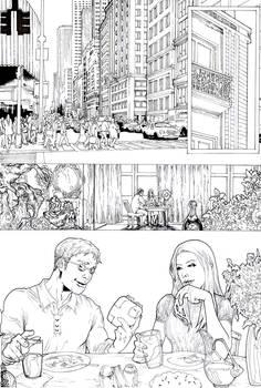 Daredevil Elektra page1