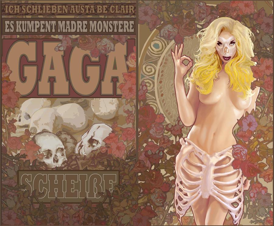 Gaga by nonwings