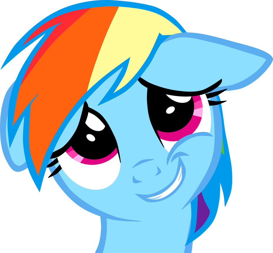Rainbow Dash by ECHOES111
