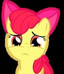 Sad Apple Bloom