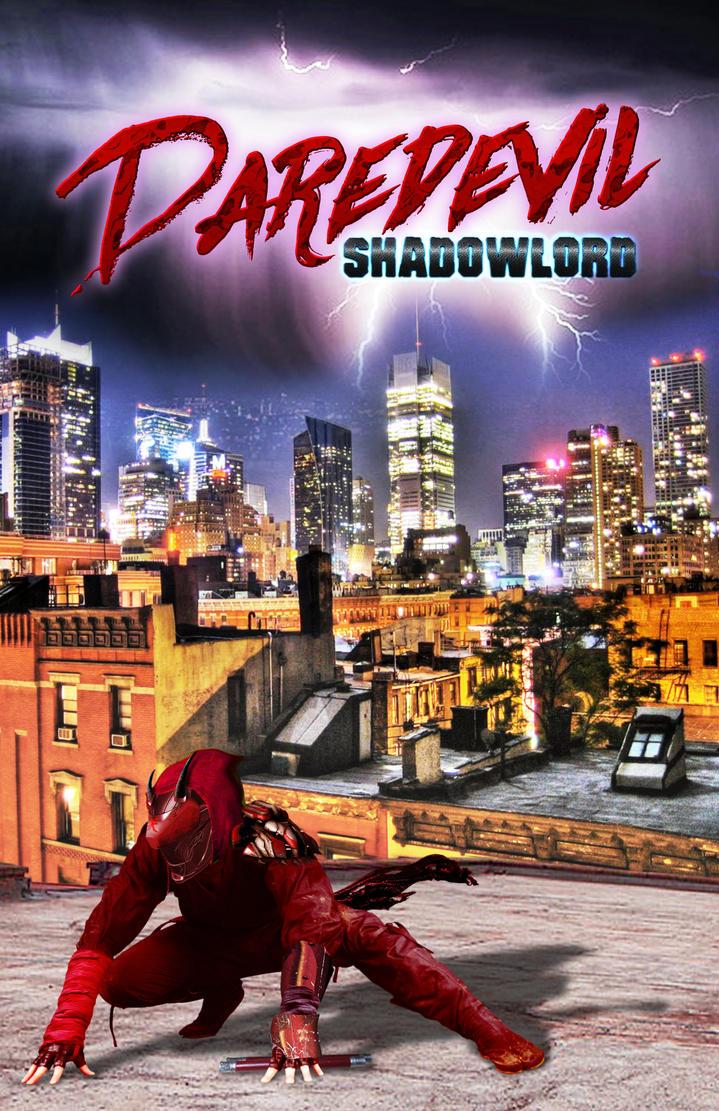 DAREDEVIL SHADOWLORD by MrXpk