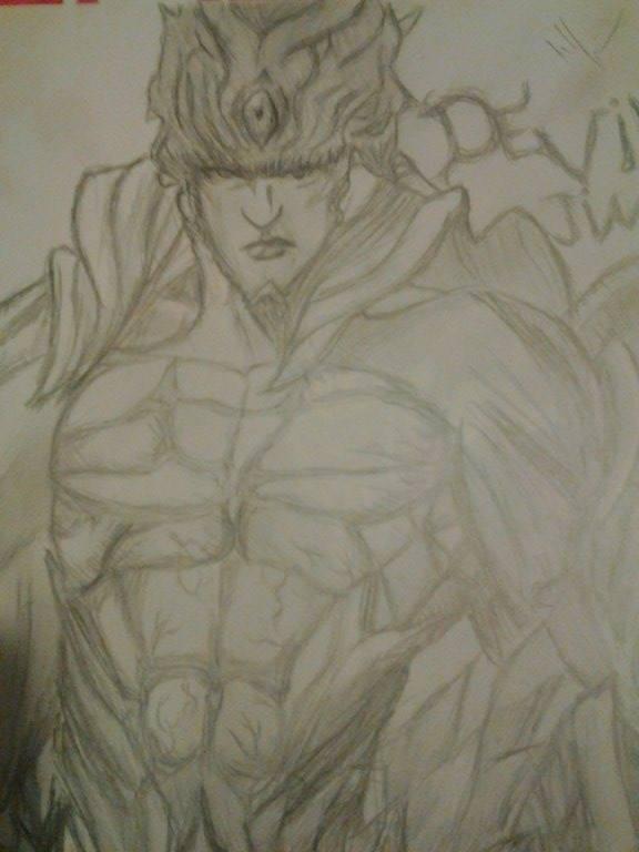Devil Jin Tekken Blood Vengeance By Gokangeta19 On Deviantart