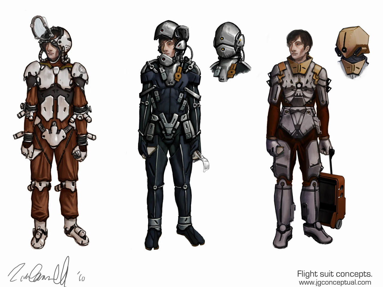 Flight Suit Concepts By DESTRAUDO On DeviantArt