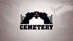 Inktober Day 3 : Skeleton Cemetery