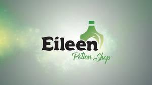 Inktober Day 5 : Eileen Potion Shop