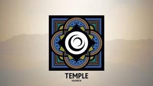 Inktober Day 12 : Valencia Temple