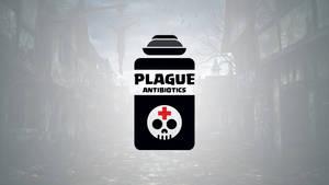 Inktober Day 17 : Plague Antibiotics