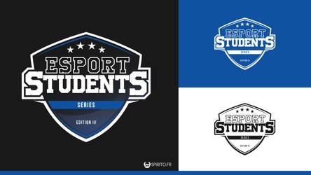Esport Student Series 4 - Logo