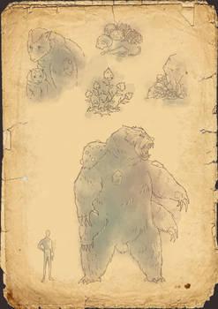 Great Mountain Bear