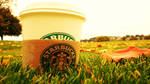 Wallpaper Starbucks c