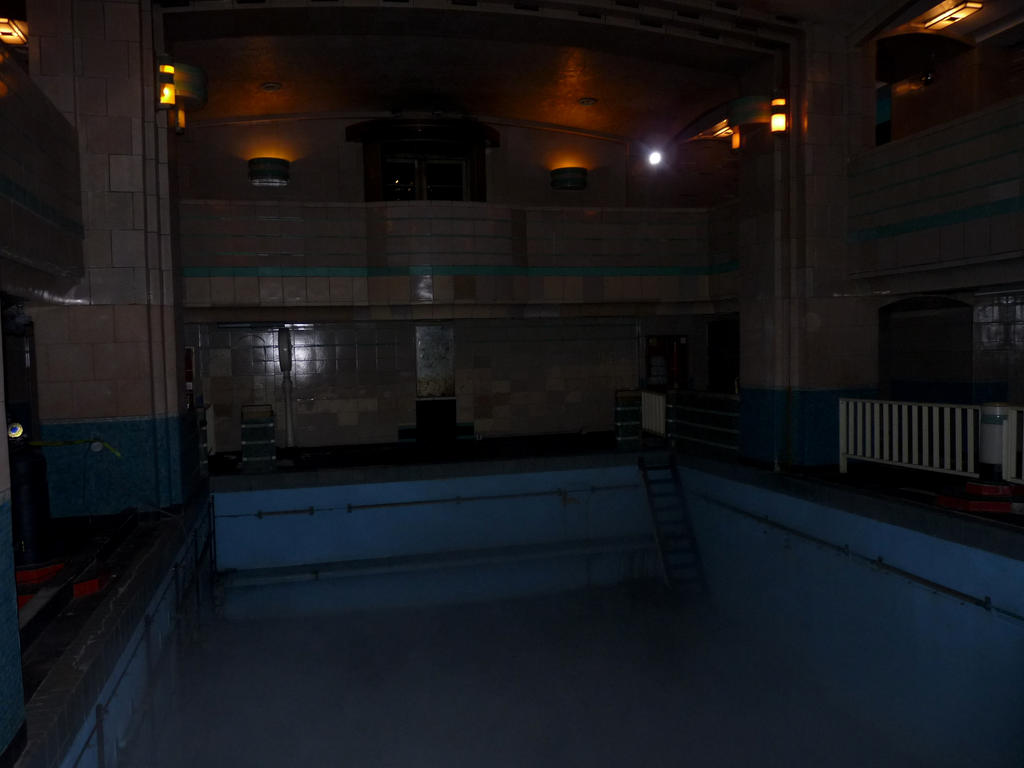 The queen mary swimming pool by goodnessglacias on deviantart - Queen mary swimming pool victoria ...