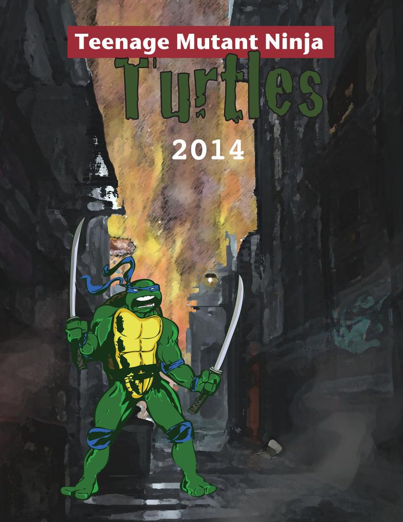ninja turtles poster 2014 by ironmanx10x on DeviantArt