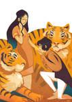 les amants tigres