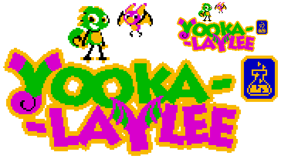 Yooka-Laylee was my favourite NES game by G0ATFAC3