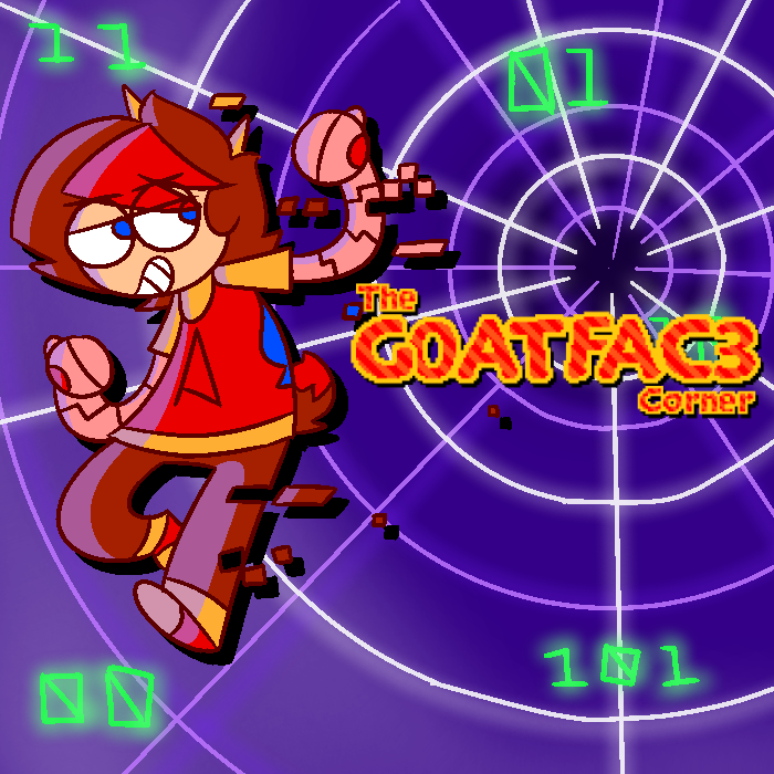 It's G0ATFAC3! by G0ATFAC3