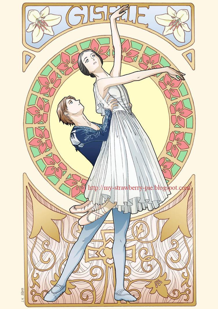 Giselle by Ly-Ka