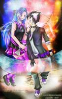 PC:Iza and Rain by Maamii