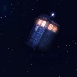 Tardis Pixel by Dashigriffins