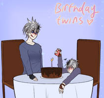 Character stuff|the air twins birthday
