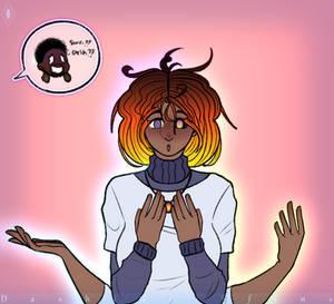 Character Art|Dashuri Fusion