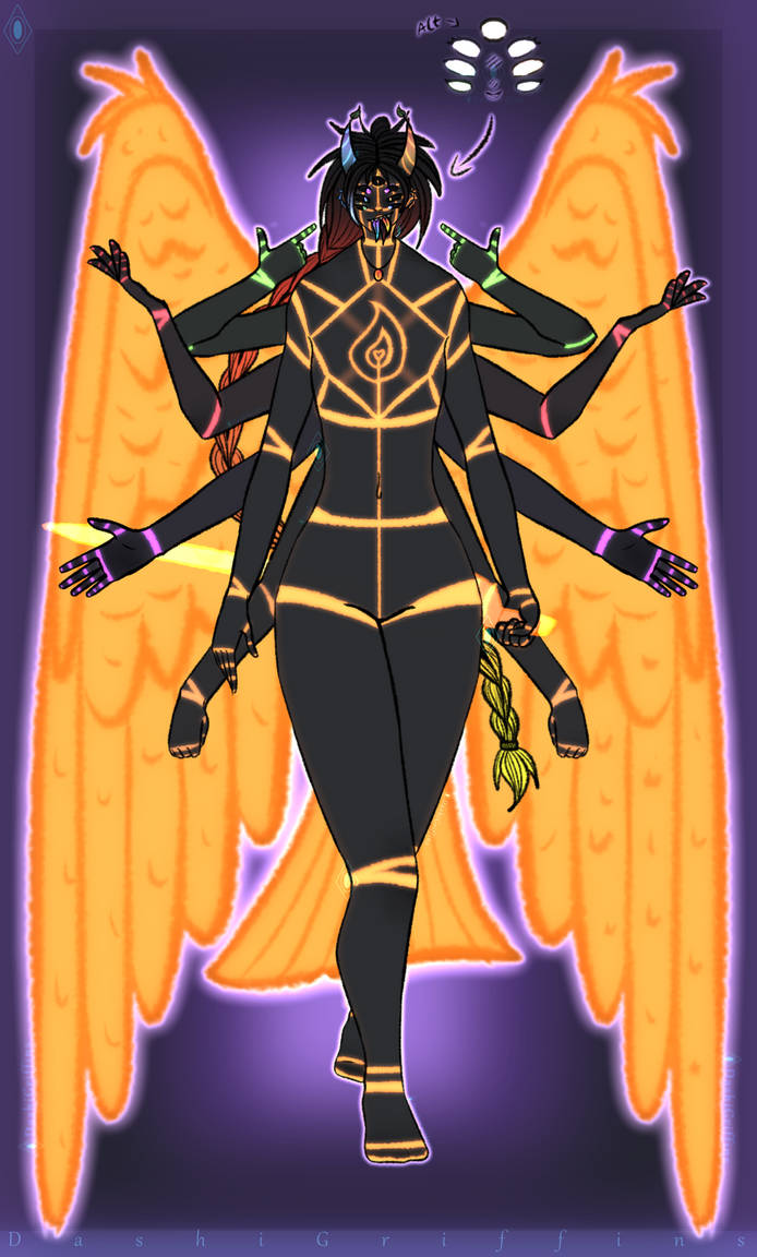 Character Art|Misfits Fusion