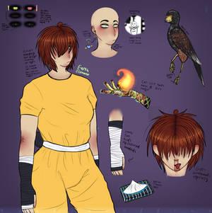 Character Art|New Gal