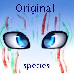 Original Species Poster