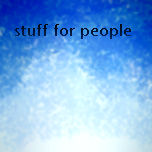 Stuff For People Poster