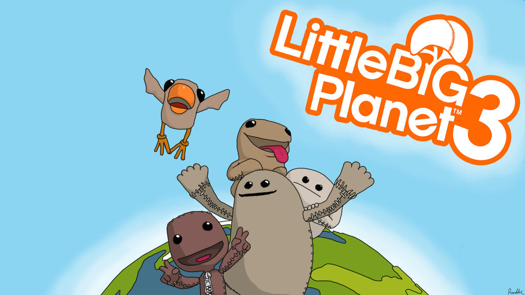 LittleBigPlanet Concept Art | Concept Art World