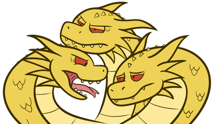 Three Stooges by OrcaWhatever