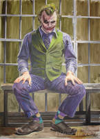 The Joker by CrakenSnape