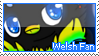 Welsh Stamp by NeonStryker