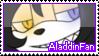 Aladdin Stamp by NeonStryker