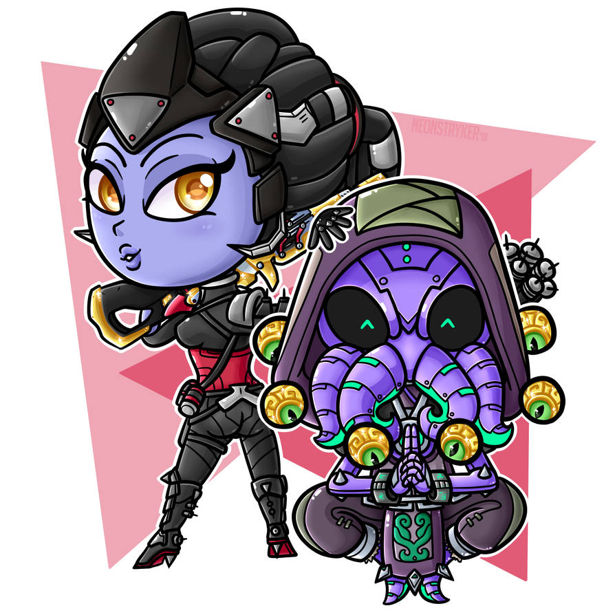 Chibi Noire and Cultist
