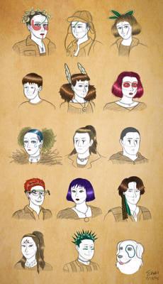 The Tribe Heads Season 1