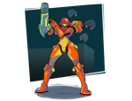 Metroid, from the game Metroid