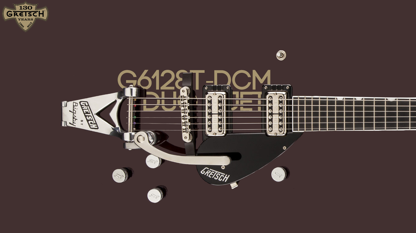Gretsch G6128T DCM Duo Jet By Rb1Kaaaa