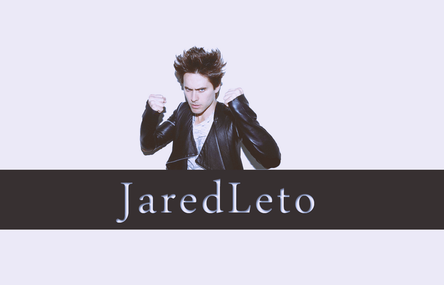 Jared Leto wallpaper 20 by SaidaGP
