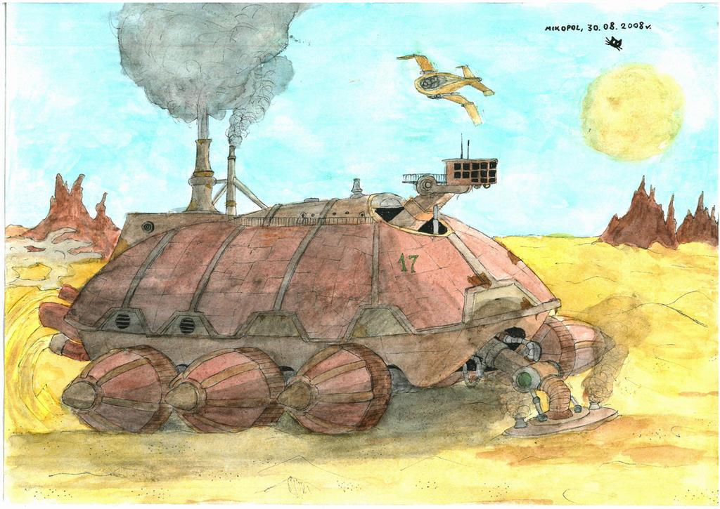 Dune - Spice Harvester 2