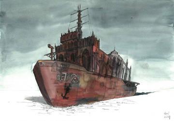 Baltic Ice Breaker by mikopol